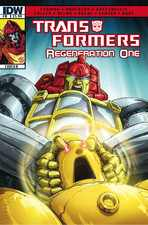 Transformers News: Sneak Peek: Transformers: Regeneration One #0 Three Page Preview