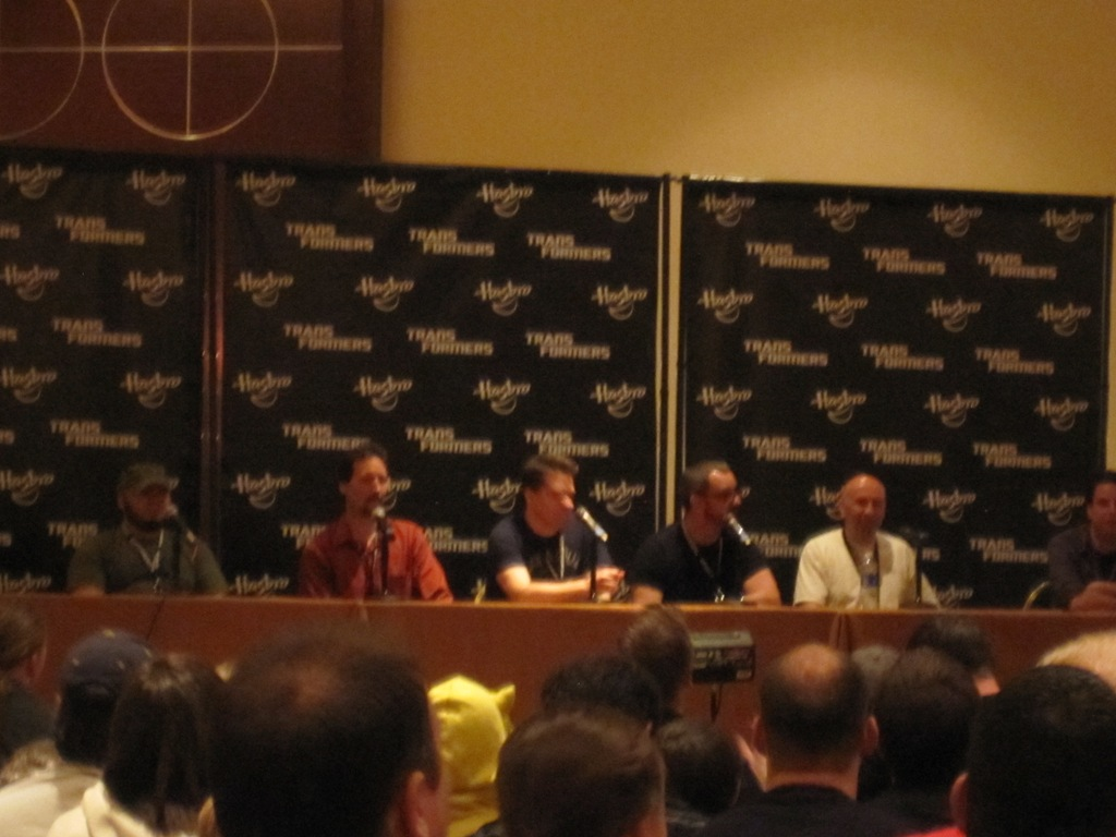 BotCon 2012 Coverage: IDW Panel (Updated with Images)