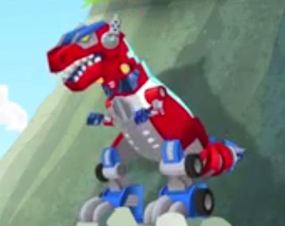 Transformers rescue bots season teaser