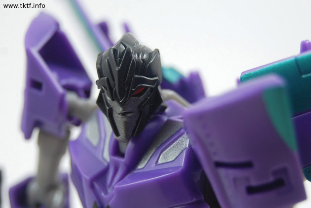 Transformers News: More In-Hand Images: TFSS Slipstream