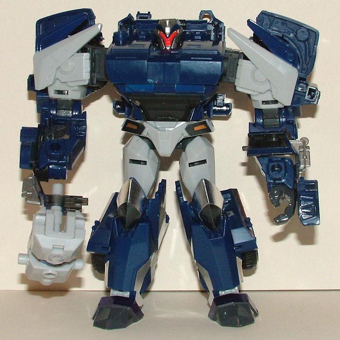 Takara Transformers Prime Arms Micron AM-12 Voyager ...