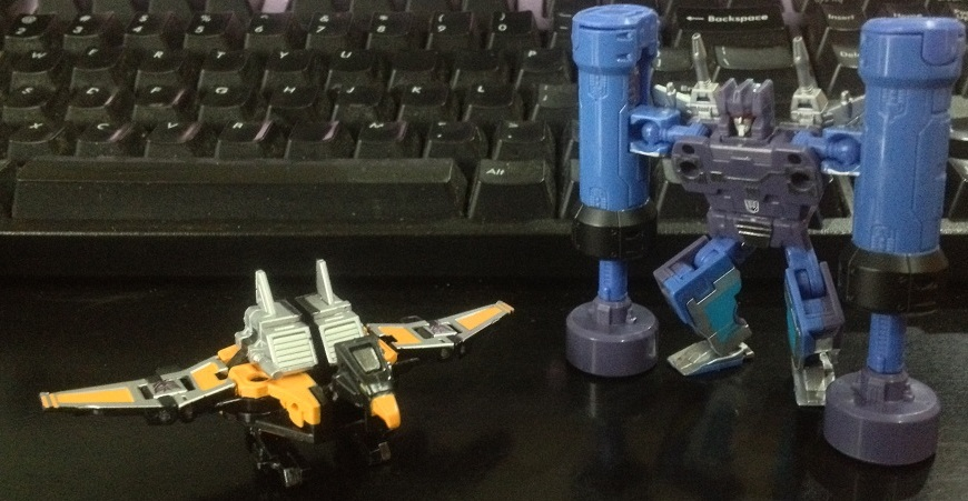 In Hand Images of MP-16 Frenzy and Buzzsaw