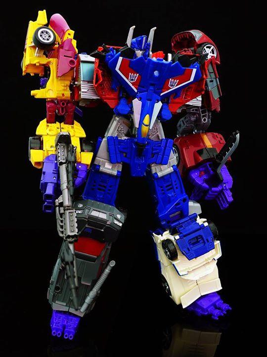 Transformers Generations Combiner Wars Legends Upgrades