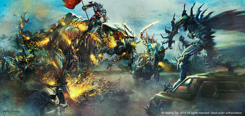 Transformers Age Of Extinction Emiliano Santalucia