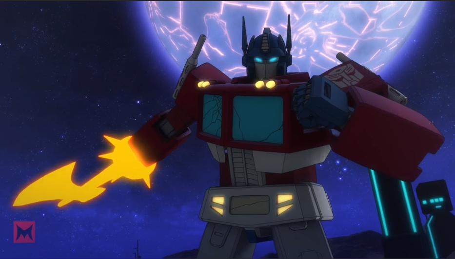machinima s transformers combiner wars episode 3 the duel review