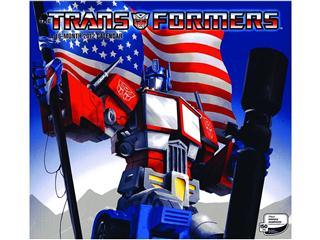 Transformers News: Transformers IDW Art 2012 16 Month Wall Calender