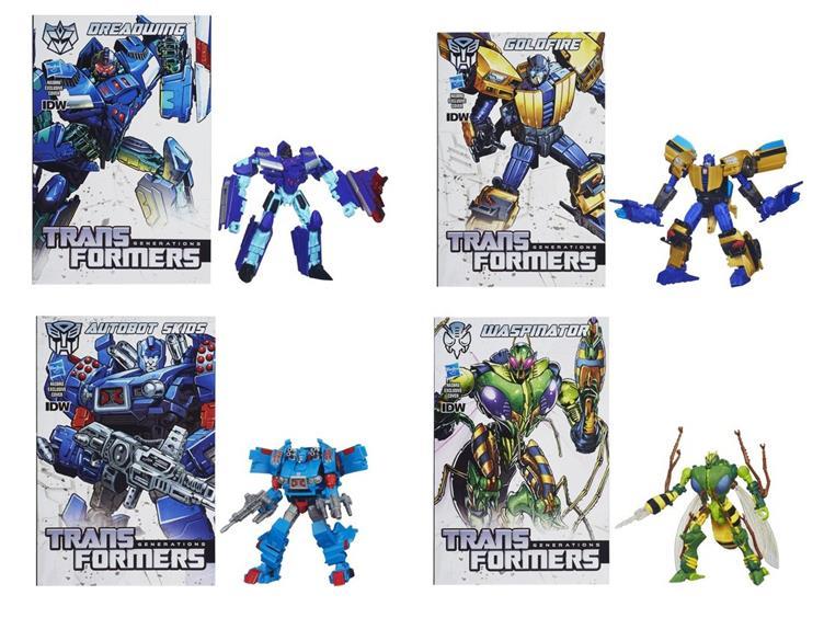 BBTS Sponsor News Star Wars Play Arts Kai Transformers Marvel DC Revoltech More