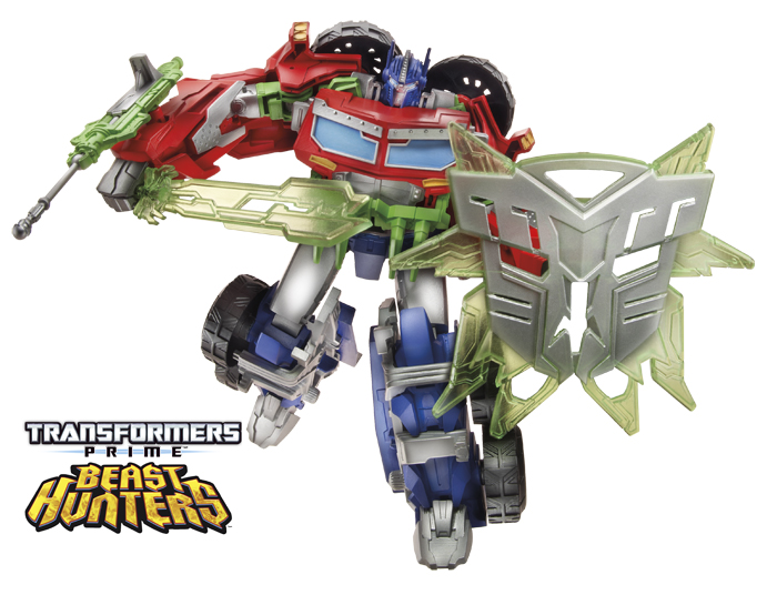botcon 2013 news transformers prime beast hunters deluxe