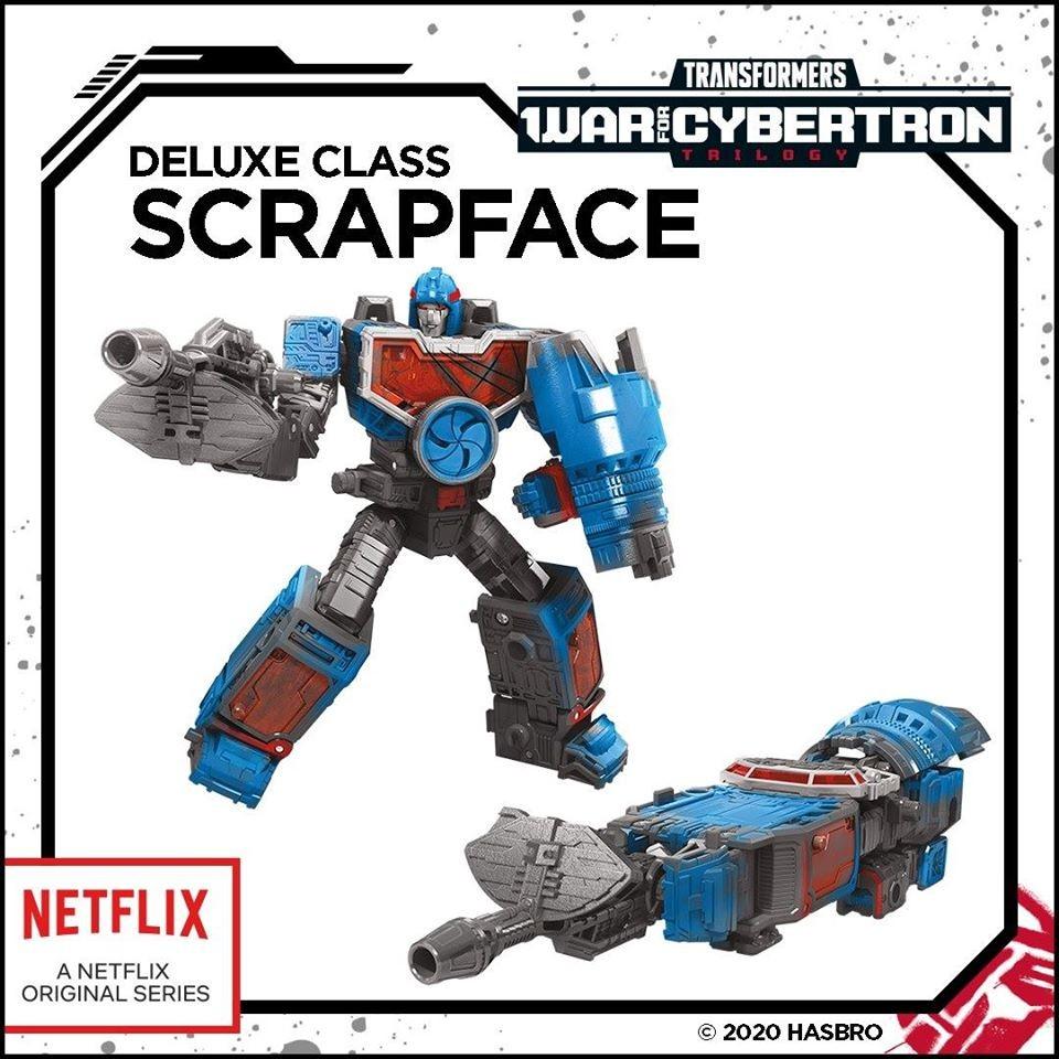 Netflix Transformers