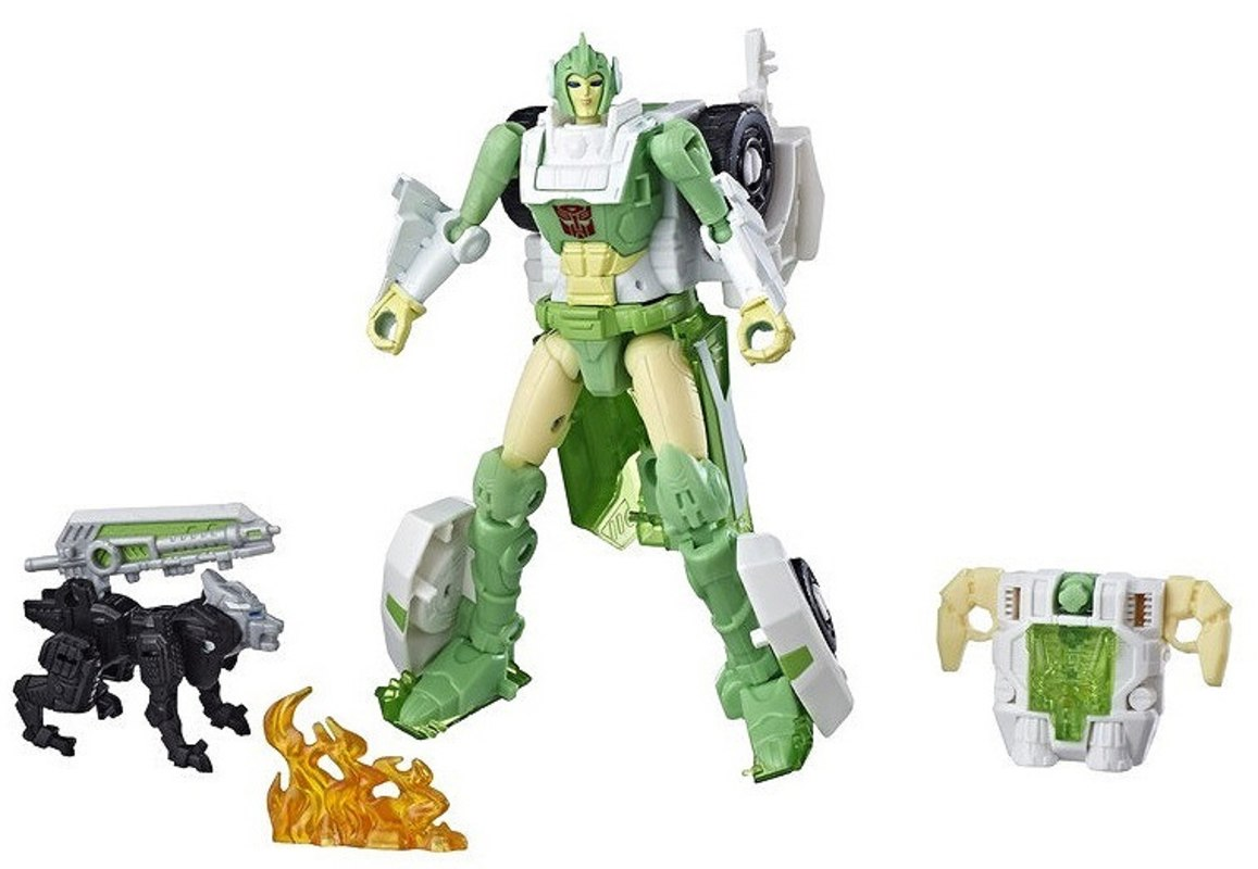 Transformers Siege Deluxe Greenlight And Battle Master Dazlestrike