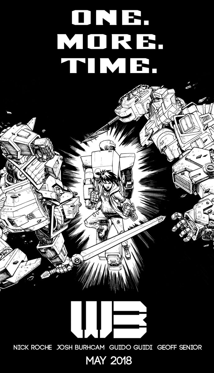 Teaser Image for IDW Transformers: Requiem of the Wreckers One-Shot by Nick Roche