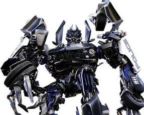 Transformers Movie Masterpiece MPM-5 MPM05 BARRICADE MPM5 TAKARA TOMY BRAND NEW