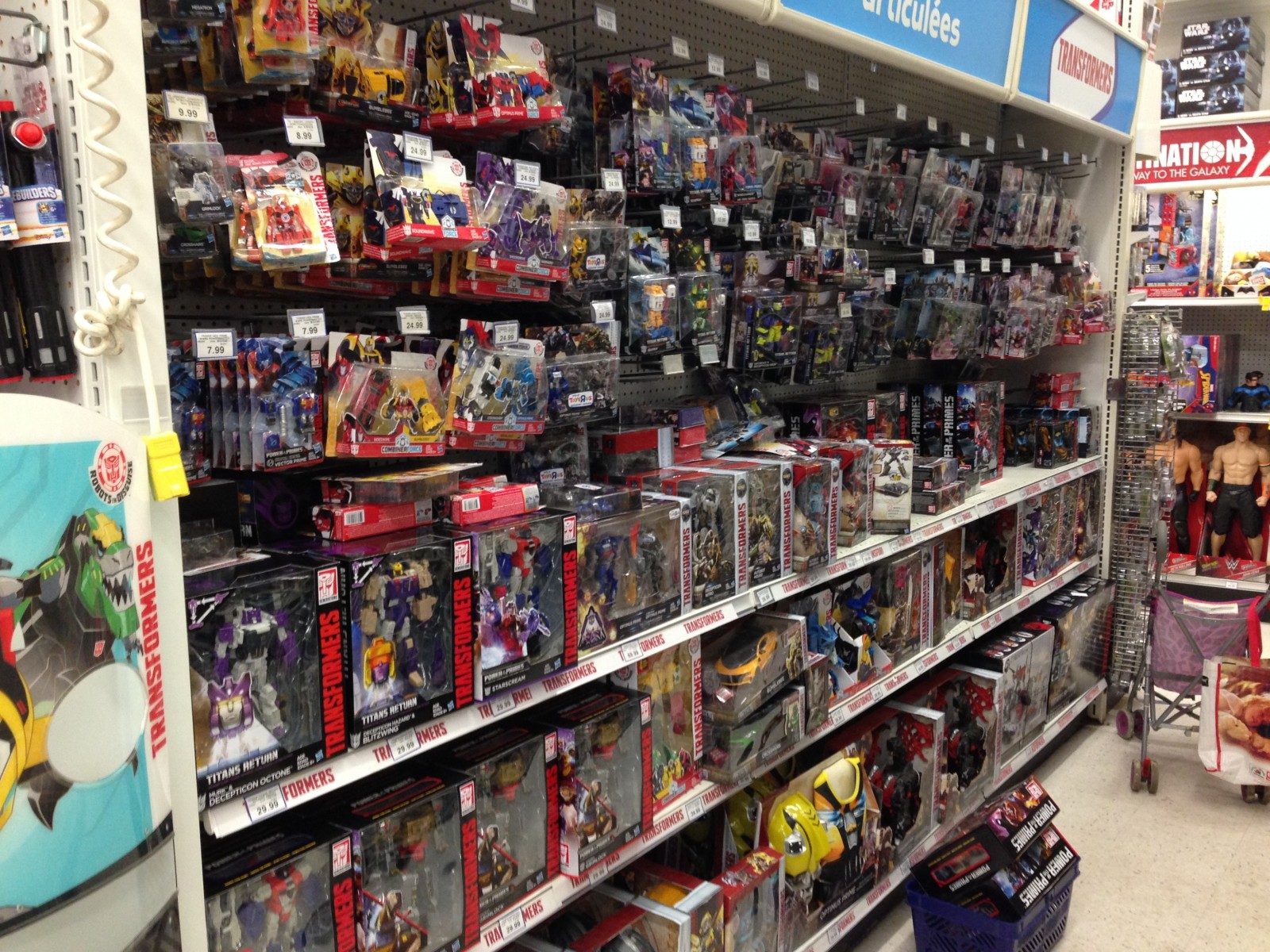 Toys That Start With B : Toys r us trying to sell canadian and operations while
