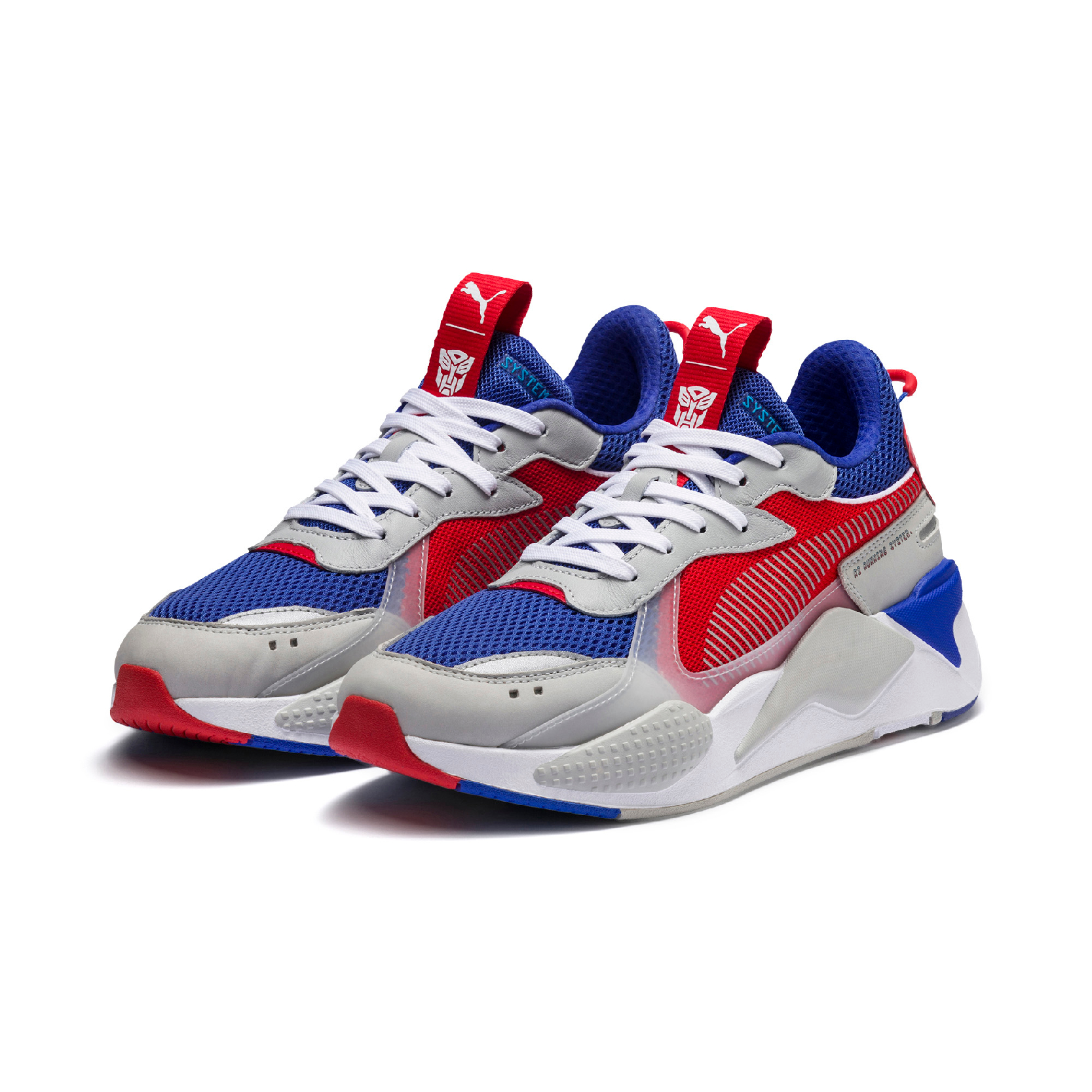 RS-X Transformers Pack (Puma and Hasbro