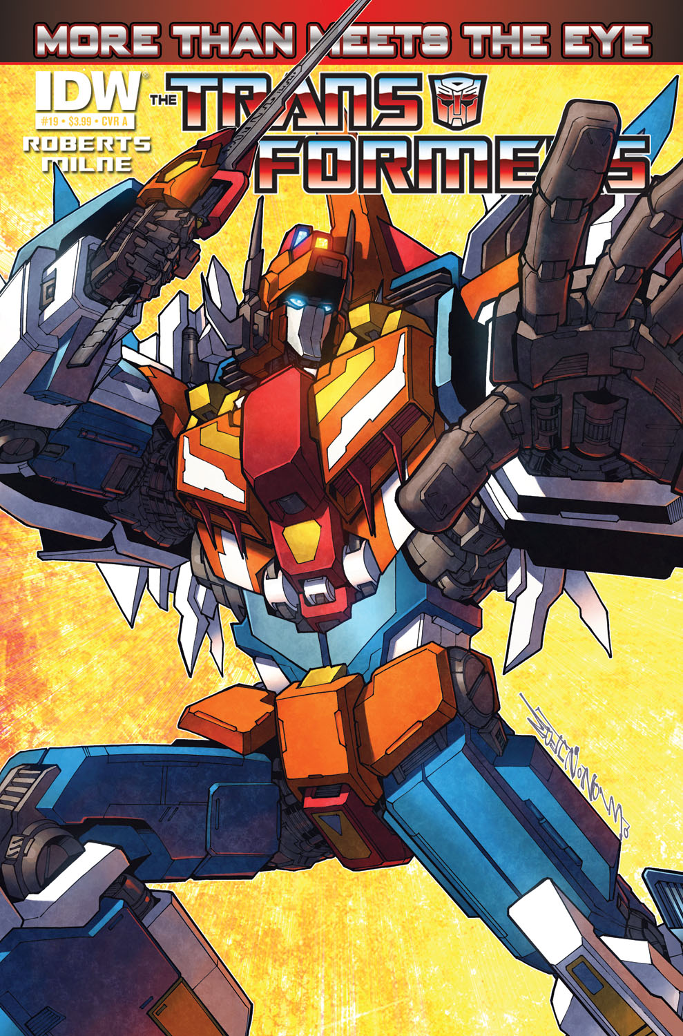 Transformers News: IDW July 2013 Transformers Solicitations: Star Saber, Waspinator, Ultra Magnus vs Galvatron and more