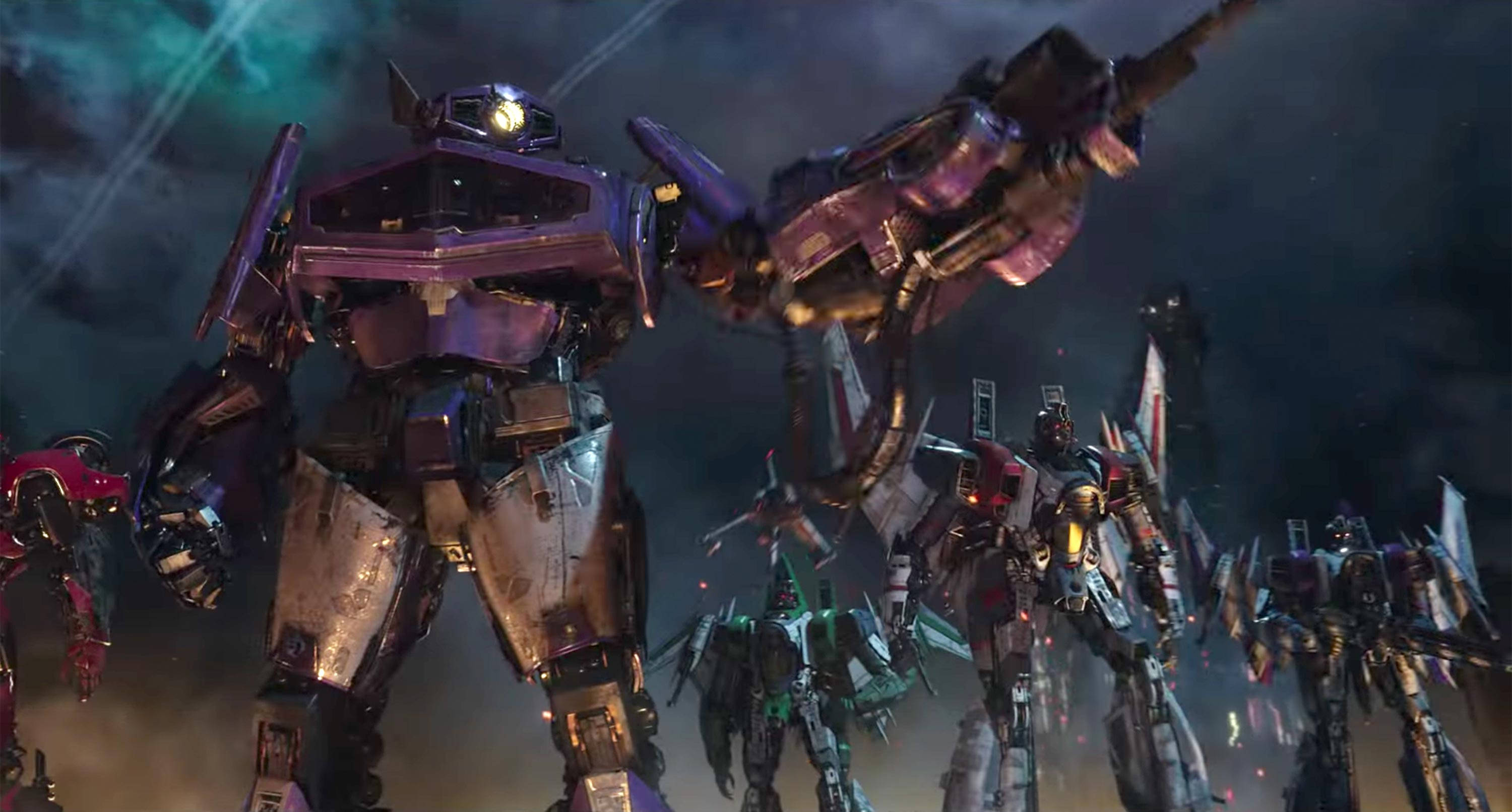 Transformers News: Hasbro Confirms Currently Working with Paramount on New Transformers Films