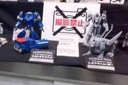 Tokyo Toy Show 2012 - First images of Voyager Ultra Magnus, Thundertron, Gaia Unicron and more!