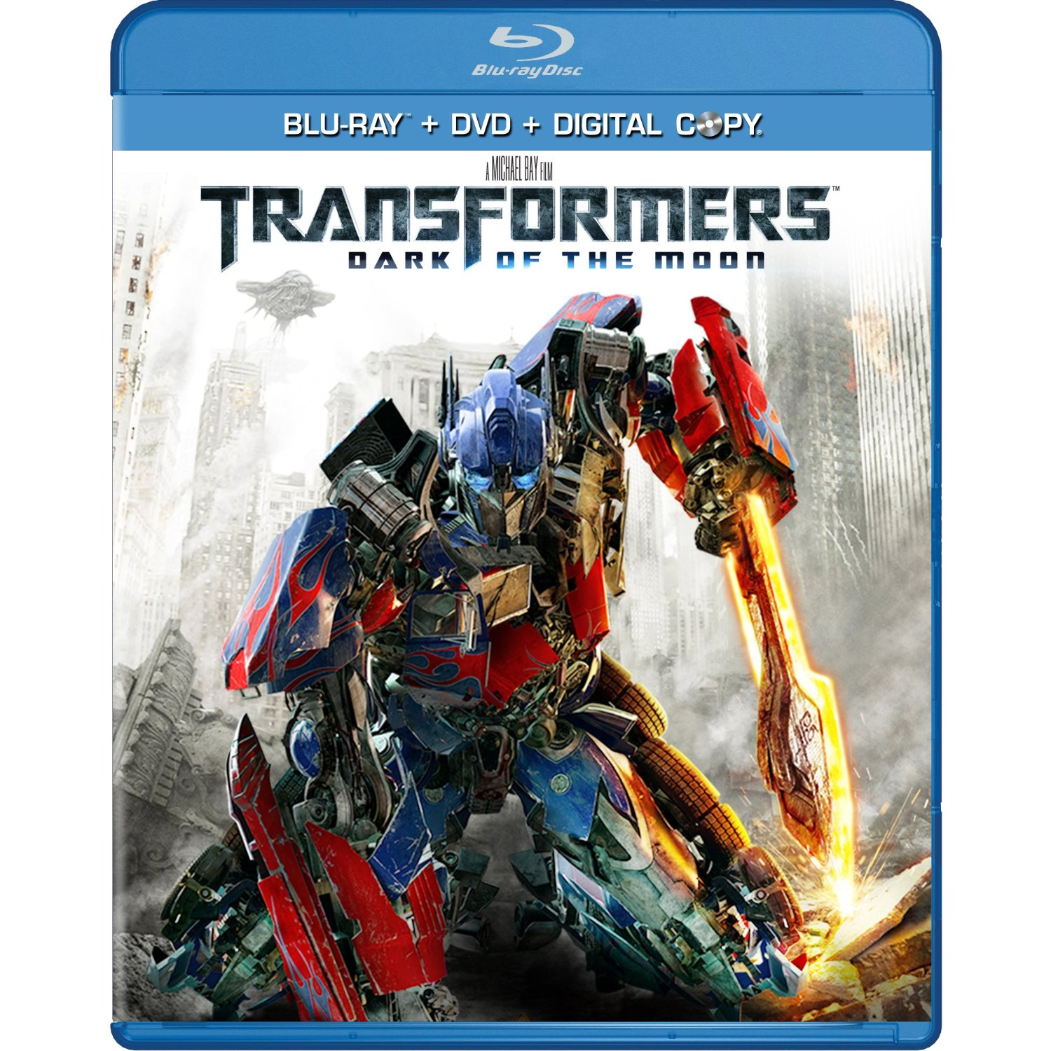 "Transformers News: Seibertron.com's ""Enter to Win"" Contest for Transformers Dark of the Moon Blu-Ray from Paramount"