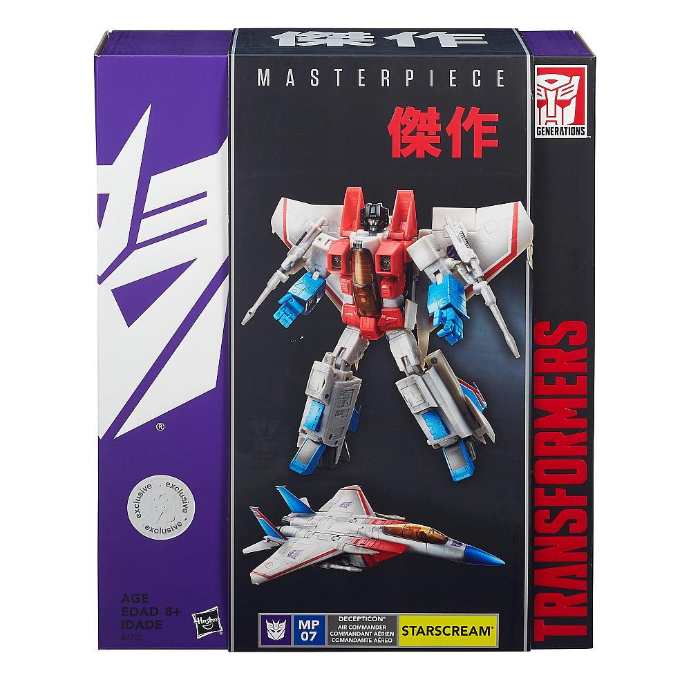 Starscream MP-11 SEALED Transformers Masterpiece US SELLER Brand New!