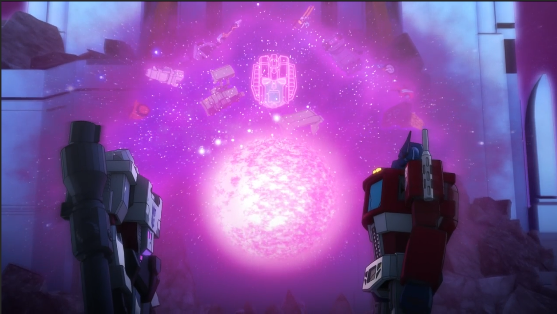 machinima s transformers combiner wars episode 7 review