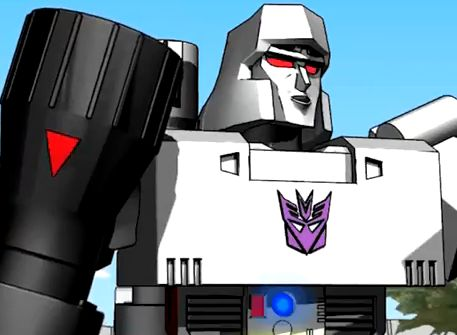 "Transformers ""The Decepticons Retreat"" Animation Featuring Gregg Berger, David Kaye, Neil Kaplan, Lee Tockar, and Daniel Ross"