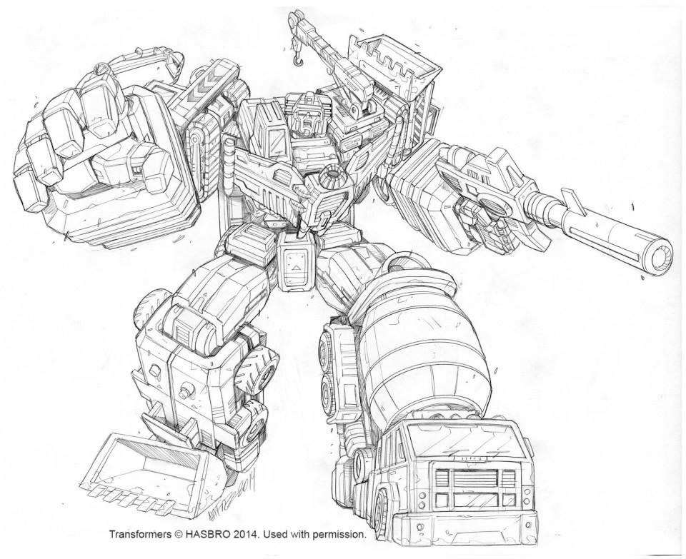 Transformers Generations Devastator