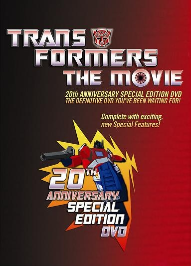 Transformers The Movie - Special Edition DVD