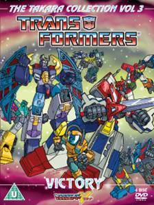 Metrodome's Transformers Victory