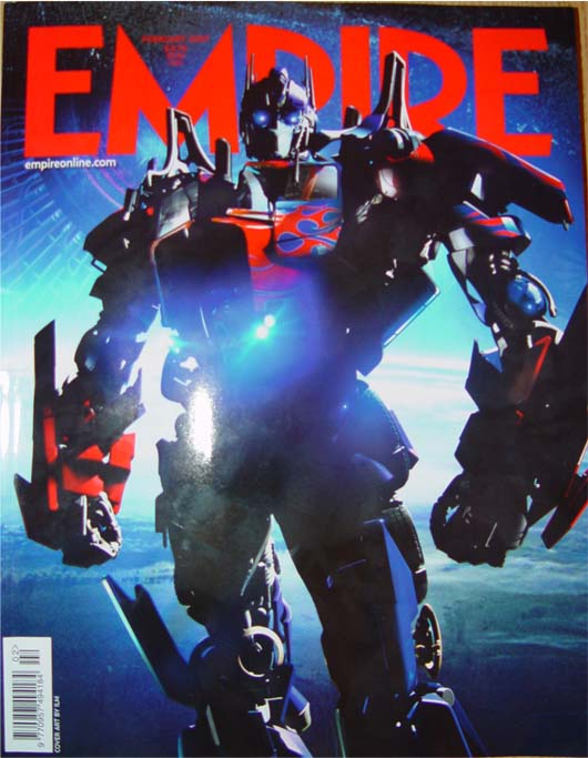 Empire Magazine Cover B