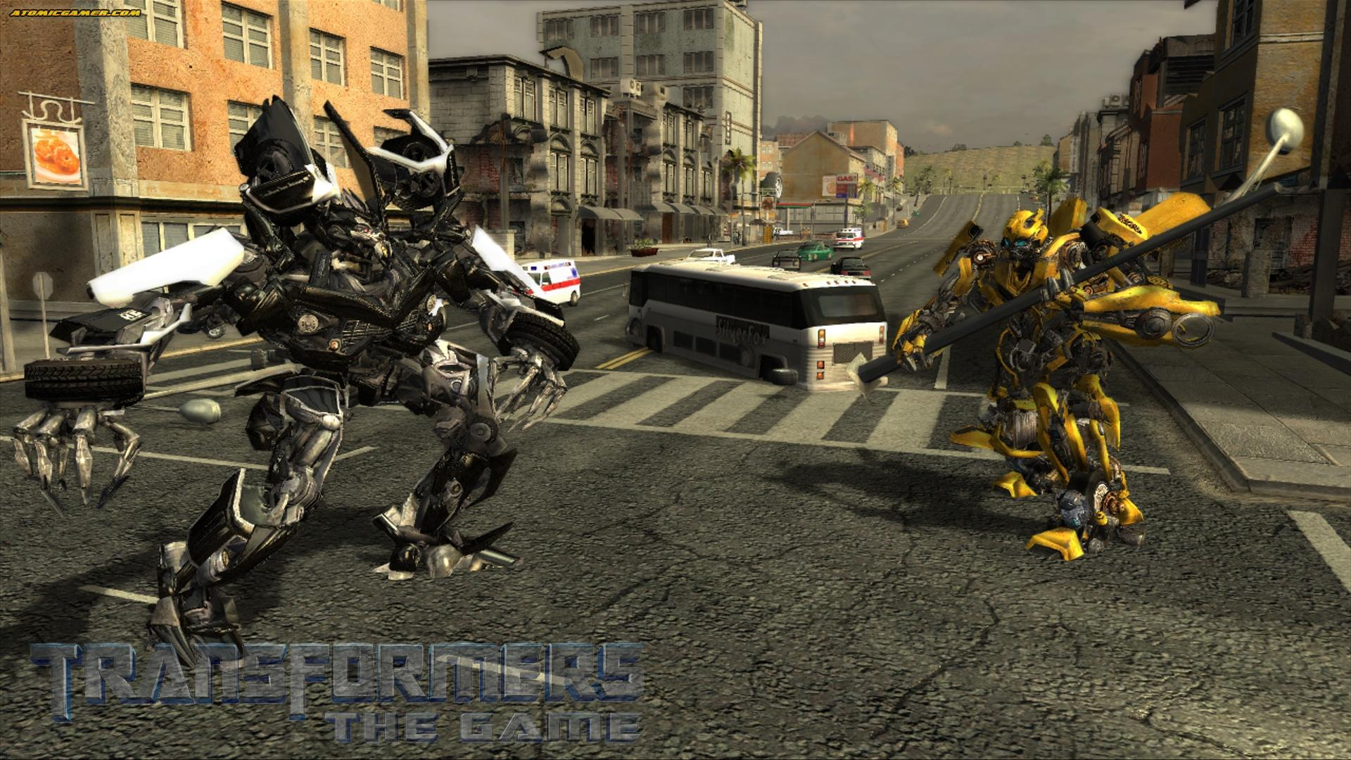 Transformers Movie Video Game