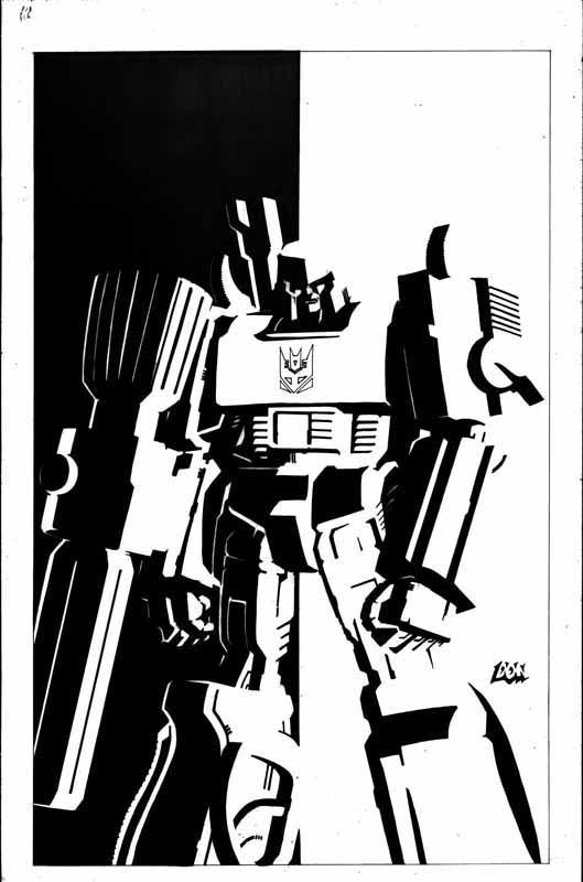 Transformer Decepticons 1