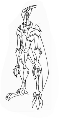 Images du design des personnages de Transformers Animated 1198210871_swoop_1