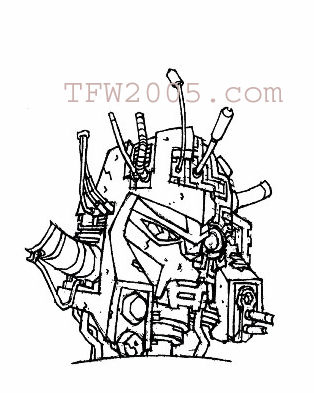 Images du design des personnages de Transformers Animated 1198799084_megsheadcopy