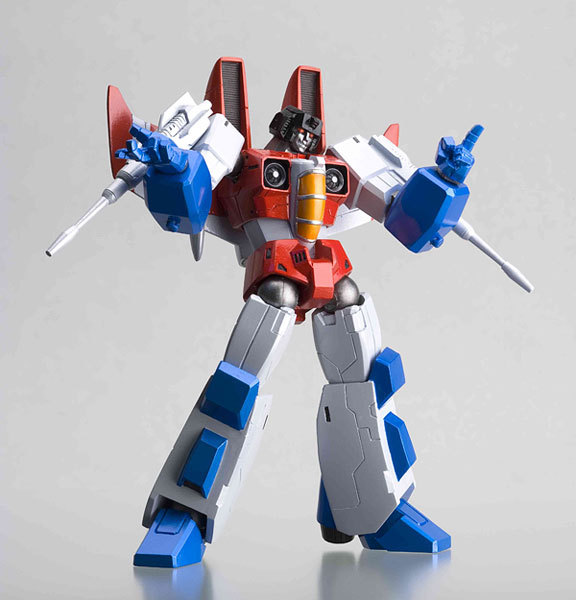 New Images Of Revoltech Hot Rod And Starscream Transformers