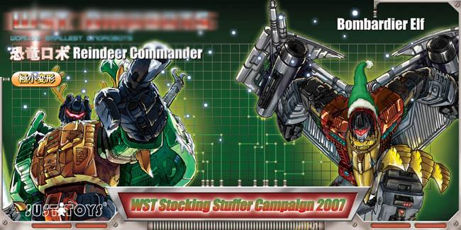 Reindeer Commander