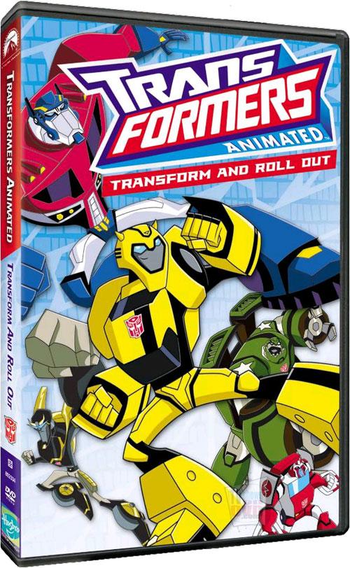 Transformers: Animated The Movie 2009 DVDRip XviD (Türkçe Dublaj)