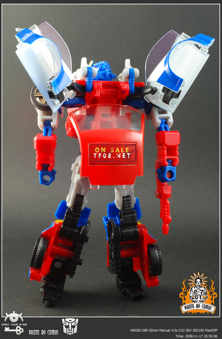 Even More Images Of Universe Smokescreen Transformers
