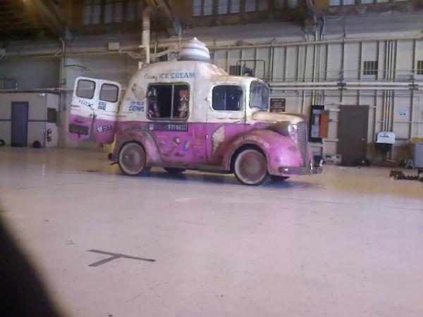 Chevrolet Spark Purple Huge Behind-The-Scenes...