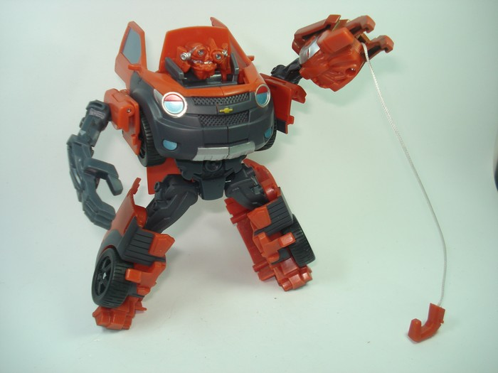 First Look at ROTF Fast Action Battler Mudflap