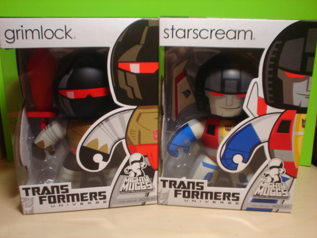 Transformers Mighty Muggs Wave 2 Found At Retail