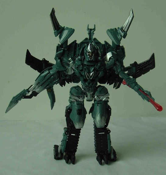 First Look at New ROTF Megatron Toy? - Transformers