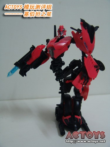 New Images of ROTF Arcee and Jolt