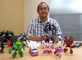 Re: Takara website update - Interview with Designer Hishashi Yuki