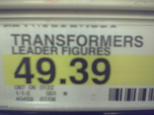 Price Increases at Target