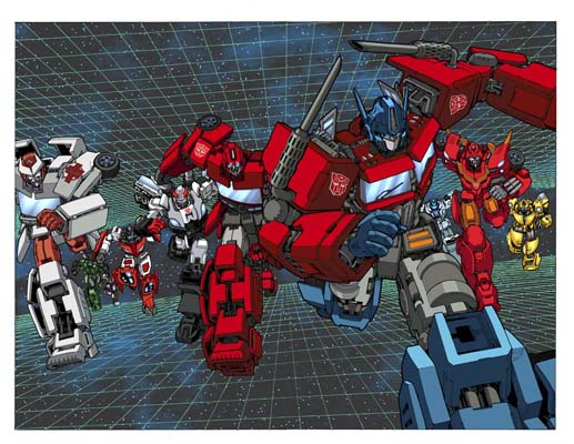 Re: IDW Launches Transformer's Ongoing and 2 more TF titles
