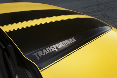 2010 Camaro Transformers Edition Upgrade Parts Now Available