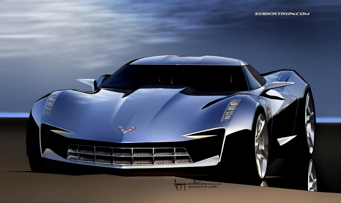 exclusive chevy corvette stingray rotf sideswipe concept images. Cars Review. Best American Auto & Cars Review