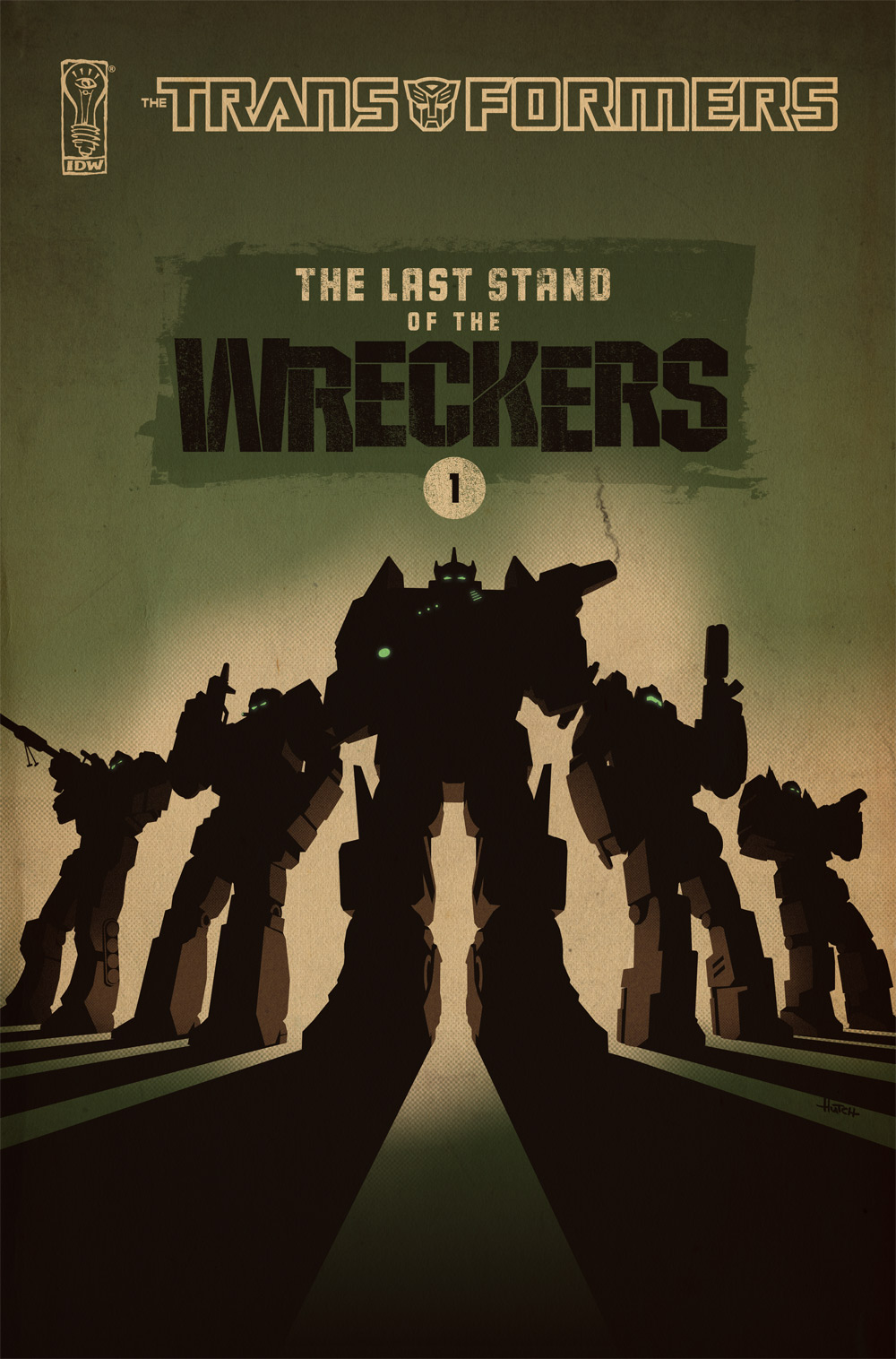 Re: Last Stand of the Wreckers