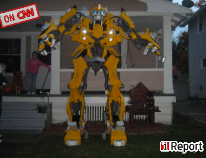 Re: Life sized Transformers in Cleveland, OH