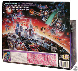 Original G1 Toy Boxart Now Available on eBay